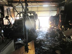 Fire Damage Cleanip Along California Coast