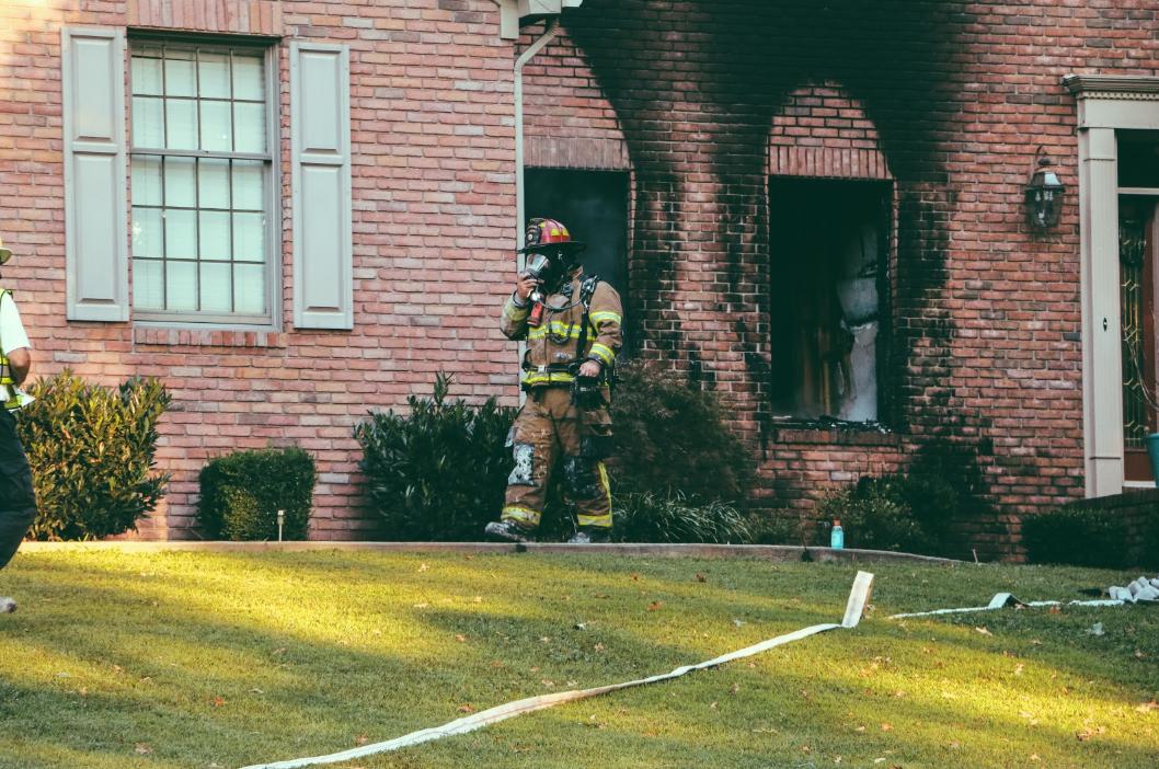 smoke damage restoration in san luis obispo, santa barbara, santa maria, CA